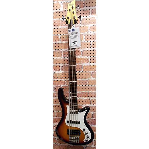 Schecter Guitar Research Stiletto Vintage 5 Electric Bass Guitar