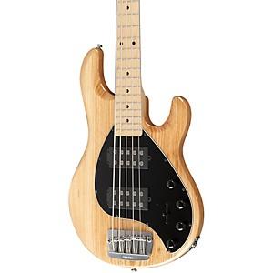 Ernie Ball Music Man StingRay 5 HH 5 String Electric Bass Guitar