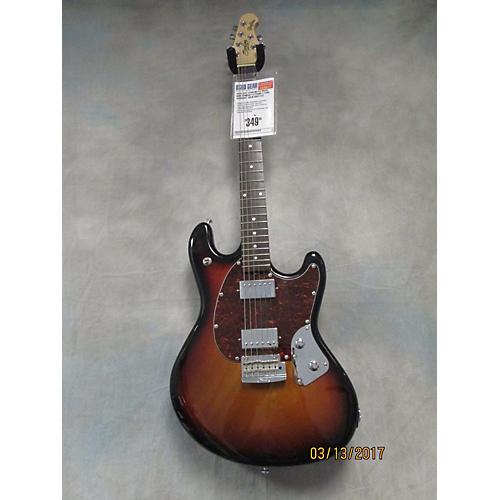 Sterling by Music Man StingRay 6 String Solid Body Electric Guitar-thumbnail