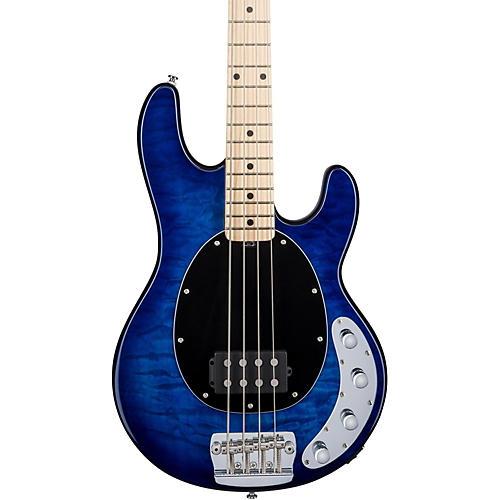 sterling by music man stingray electric bass guitar neptune blue guitar center. Black Bedroom Furniture Sets. Home Design Ideas