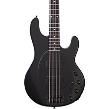 StingRay HH 4-String Bass Stealth Black Ebony