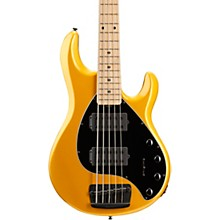 Ernie Ball Music Man StingRay5 HH Maple Fretboard Matching Headstock 5-String Electric Bass Guitar