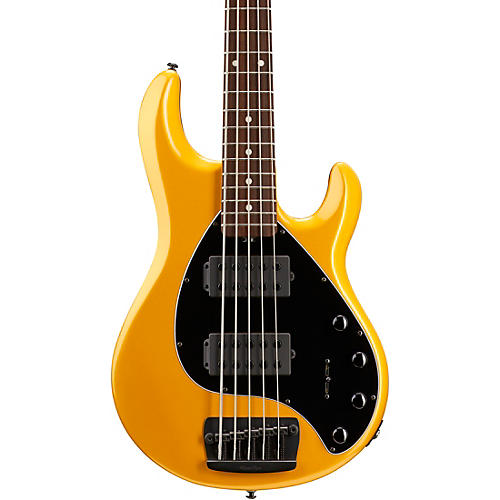 ernie ball music man stingray5 hh rosewood fretboard matching headstock 5 string electric bass. Black Bedroom Furniture Sets. Home Design Ideas
