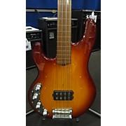 Ernie Ball Music Man Stingray 4 Fretless Electric Bass Guitar