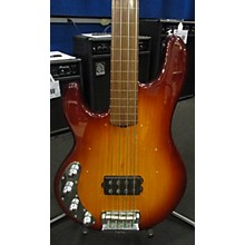 Ernie Ball Music Man Stingray 4 Fretless Left Handed Electric Bass Guitar