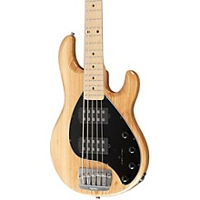Stingray 5 HH 5-String Electric Bass Natural Maple Fretboard
