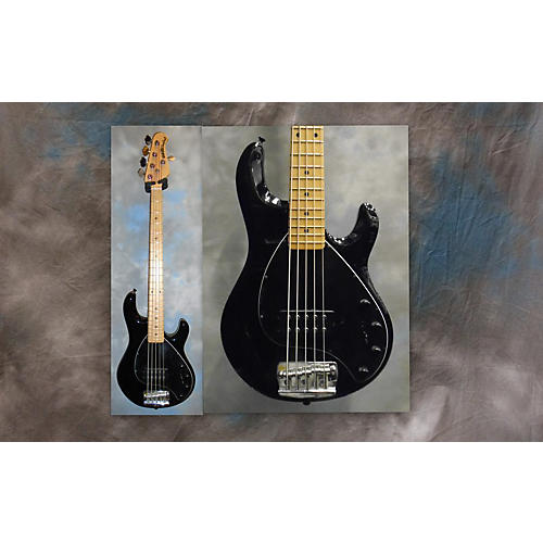 Ernie Ball Music Man Stingray 5 String Electric Bass Guitar-thumbnail