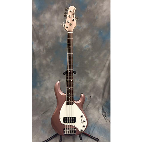 Ernie Ball Music Man Stingray 5 String Electric Bass Guitar-thumbnail
