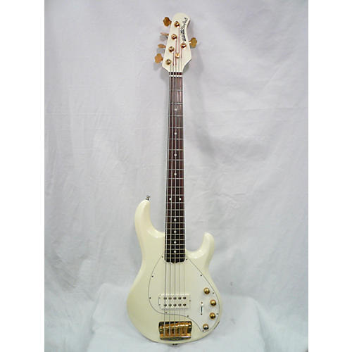 used ernie ball music man stingray 5 string electric bass guitar guitar center. Black Bedroom Furniture Sets. Home Design Ideas