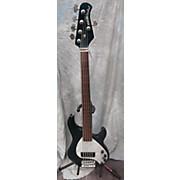 Ernie Ball Music Man Stingray 5 String Fretless Electric Bass Guitar