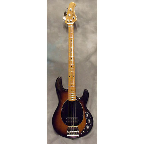 Ernie Ball Music Man Stingray Classic Deluxe 4 String Electric Bass Guitar-thumbnail