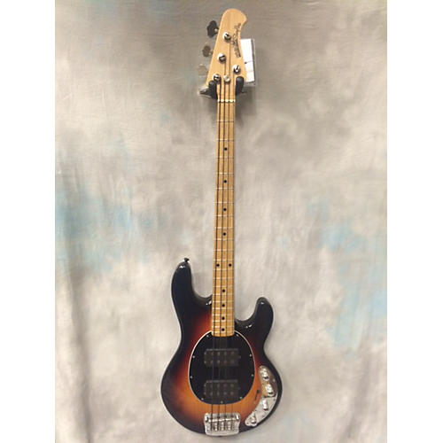 Ernie Ball Music Man Stingray HH 4 String Electric Bass Guitar-thumbnail