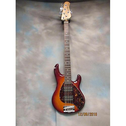 Ernie Ball Music Man Stingray HH 5 String Electric Bass Guitar