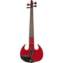 Wood Violins Stingray SV-4 Violin Red Sparkle Outfit