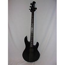 Ernie Ball Music Man Stingray Stealth 4 String Electric Bass Guitar