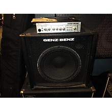Genz Benz Stl 12t Stack Bass Stack