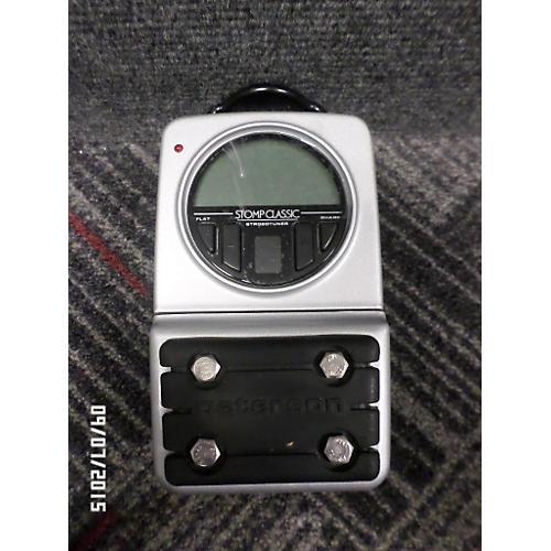 Peterson Stomp Classic Strobotuner Tuner Pedal-thumbnail