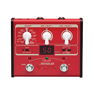 Click here to buy Vox StompLab IB Modeling Bass Effect Processor by Vox.