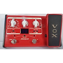 Vox Stomplab Bass Effect Pedal
