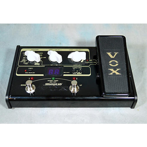 Vox Stomplab Effect Processor-thumbnail