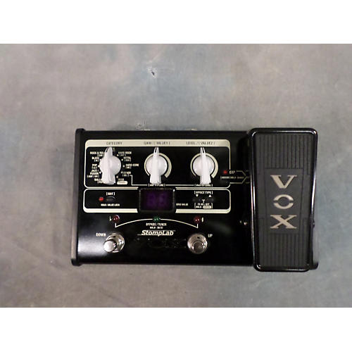 Vox Stomplab IIB Effect Processor