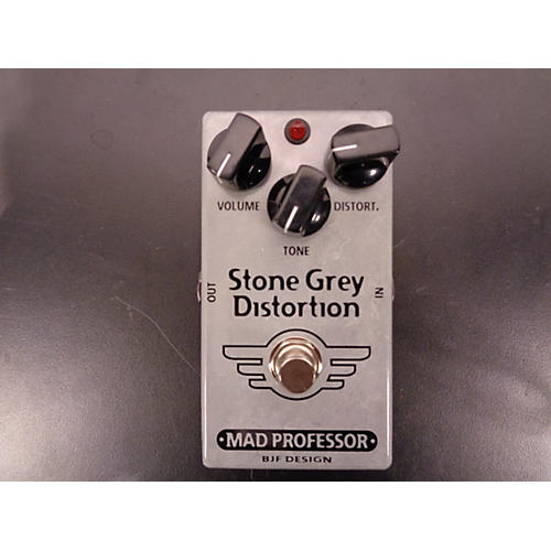 Mad Professor Stone Grey Distortion Effect Pedal-thumbnail