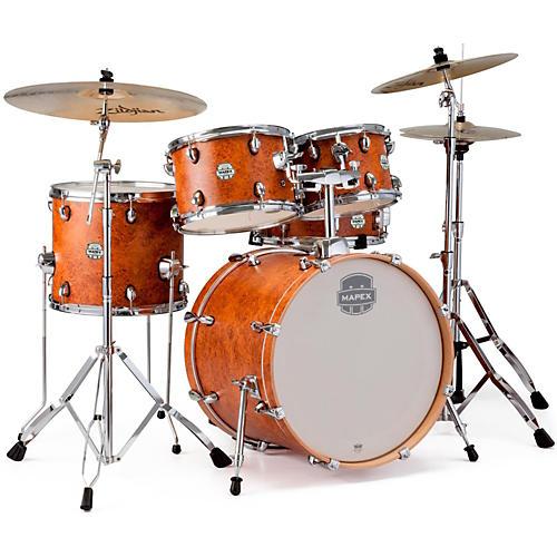 mapex storm fusion 5 piece drum set guitar center. Black Bedroom Furniture Sets. Home Design Ideas
