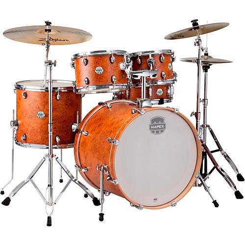 mapex storm rock 5 piece drum set guitar center. Black Bedroom Furniture Sets. Home Design Ideas
