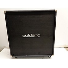 Soldano Straight 412 Guitar Cabinet