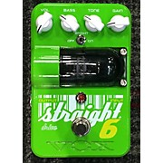 Vox Straight 6 Drive Effect Pedal