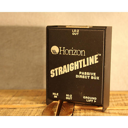 Rapco Horizon Straightline DI Direct Box-thumbnail