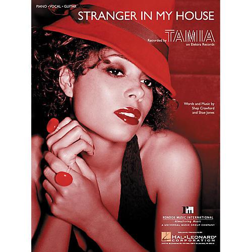 Hal Leonard Stranger in My House-thumbnail