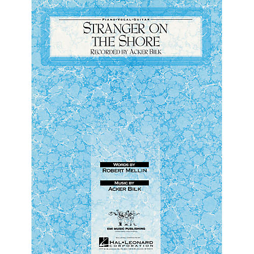 Hal Leonard Stranger on the Shore-thumbnail