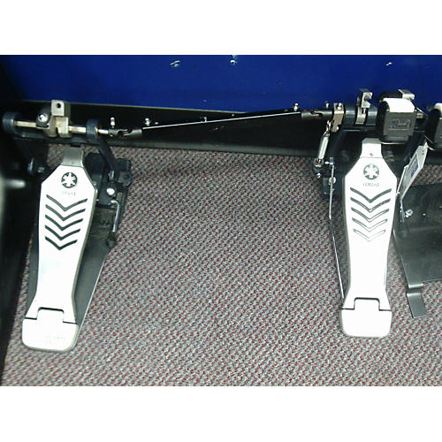 Yamaha Strap Drive Dbl Double Bass Drum Pedal