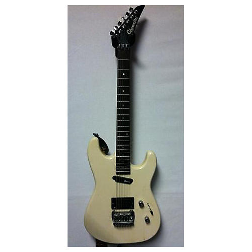 Charvette By Charvel Strat Solid Body Electric Guitar