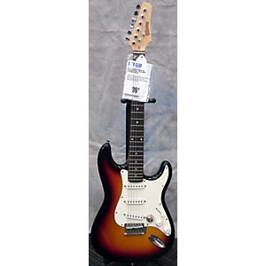 Pre-owned Pignose Strat Style Solid Body Electric Guitar by Pignose