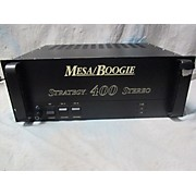 Mesa Boogie Strategy 400 Tube Guitar Amp Head