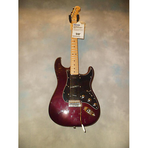 Fender Stratocaster 920D Solid Body Electric Guitar Midnight Wine