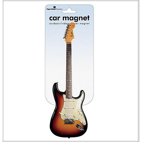 Fender Stratocaster Car Magnet-thumbnail