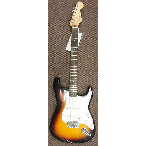 Fender Stratocaster MIM Sunburst Solid Body Electric Guitar