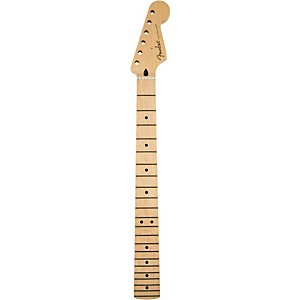Fender Stratocaster Replacement Neck with Maple Fretboard by Fender
