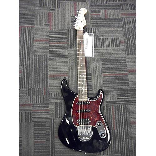 Fender Stratocaster Sergio Vallin Solid Body Electric Guitar Black