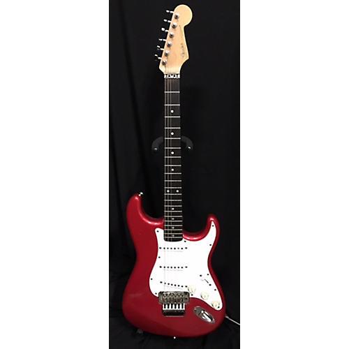 Fender Stratocaster Solid Body Electric Guitar Dakota Red