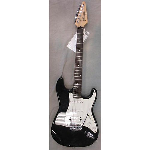 used starcaster by fender stratocaster solid body electric guitar guitar center. Black Bedroom Furniture Sets. Home Design Ideas