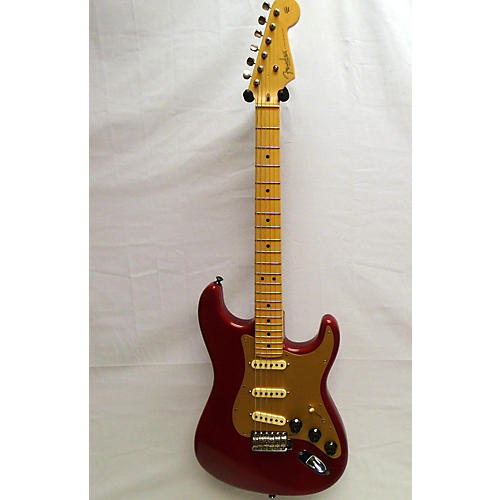 used fender stratocaster solid body electric guitar guitar center. Black Bedroom Furniture Sets. Home Design Ideas