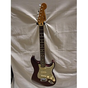 Pre-owned Fender Stratocaster Squier Series Solid Body Electric Guitar