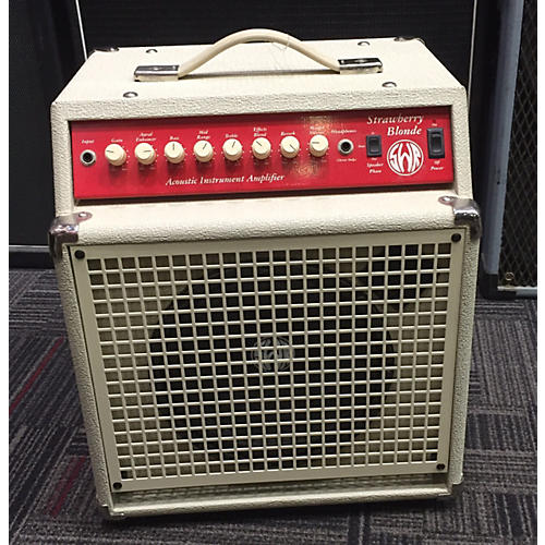 SWR Strawberry Blonde Acoustic Guitar Combo Amp-thumbnail