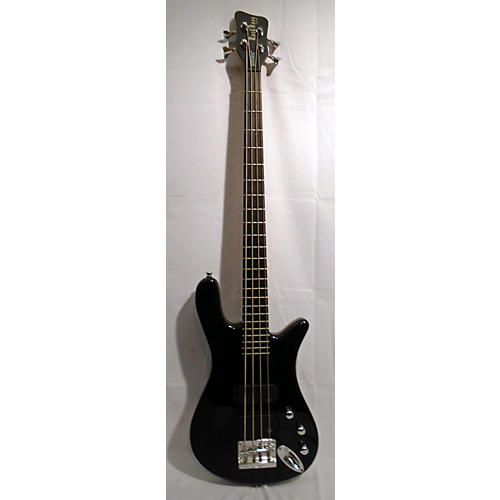used rockbass by warwick streamer electric bass guitar black guitar center. Black Bedroom Furniture Sets. Home Design Ideas