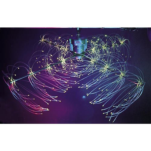 Elation Streamer Fiber Optic 3D Centerpiece Lighting Effect