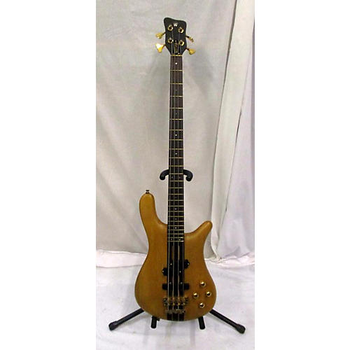 used warwick streamer stage ii 4 string electric bass guitar natural guitar center. Black Bedroom Furniture Sets. Home Design Ideas